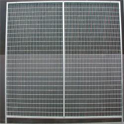 Panneau de toit 2x2 m(Mailles 2.5 x 7.5 cm)