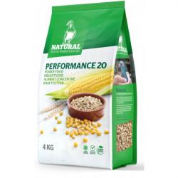 Natural Performance 20