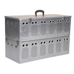 Panier aluminium 8 cases