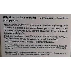 Van-Teunisbloemolie 13500 (500 ml)